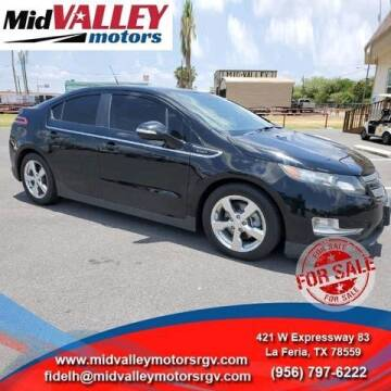 2012 Chevrolet Volt for sale at Mid Valley Motors in La Feria TX