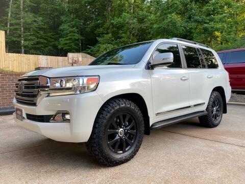 2017 Toyota Land Cruiser for sale at 216 Auto Sales in Mc Calla AL