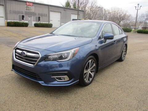 2019 Subaru Legacy for sale at Triangle Auto Sales in Elgin IL