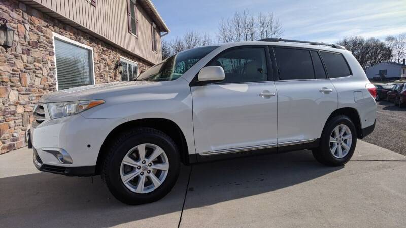2011 Toyota Highlander for sale at Cub Hill Motor Co in Stewartstown PA