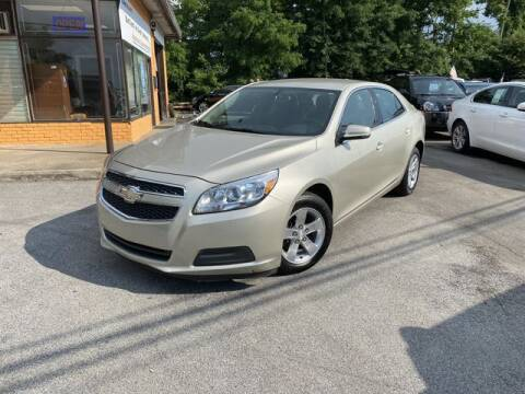 2013 Chevrolet Malibu for sale at CARMART Of New Castle in New Castle DE
