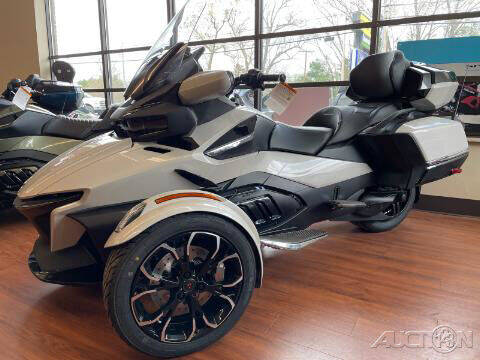 2021 Can-Am SPYDER ROADSTER RT LIMITED SE6 for sale at ROUTE 3A MOTORS INC in North Chelmsford MA