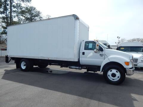 2010 Ford F-750 Super Duty for sale at Vail Automotive in Norfolk VA