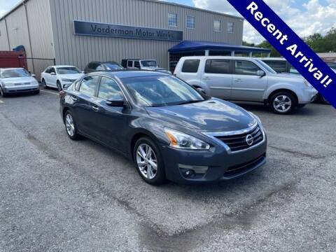 2013 Nissan Altima for sale at Vorderman Imports in Fort Wayne IN