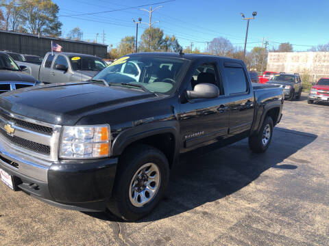 2011 Chevrolet Silverado 1500 for sale at Smart Buy Auto in Bradley IL