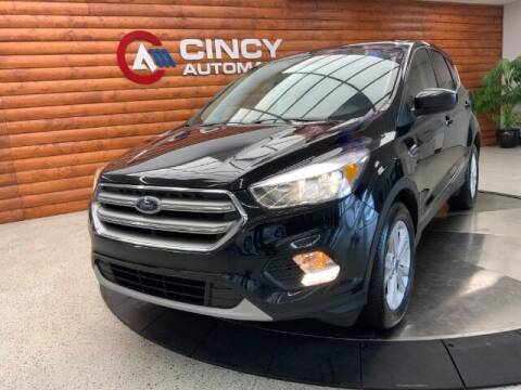 2017 Ford Escape for sale at Dixie Motors in Fairfield OH