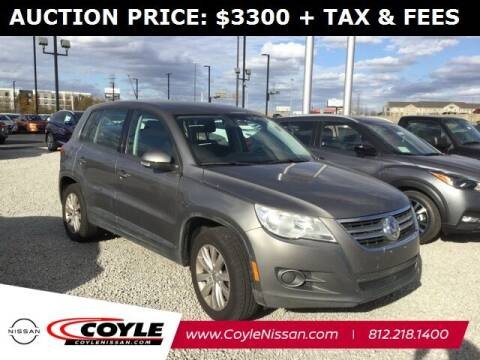 2009 Volkswagen Tiguan for sale at COYLE GM - COYLE NISSAN - Coyle Nissan in Clarksville IN