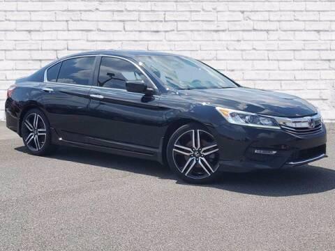 2017 Honda Accord for sale at Contemporary Auto in Tuscaloosa AL