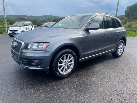 2012 Audi Q5 for sale at Pine Grove Auto Sales LLC in Russell PA