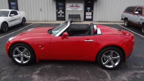 2008 Pontiac Solstice for sale at Time To Buy Auto in Baltimore OH