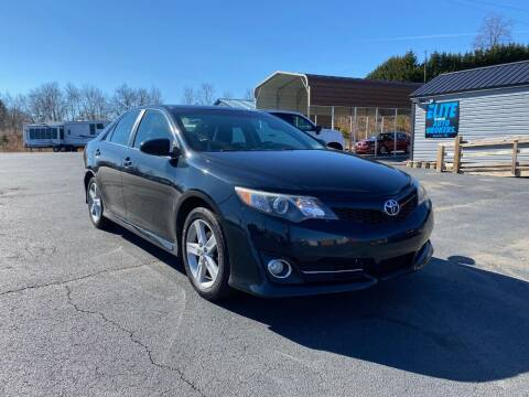 2013 Toyota Camry for sale at Elite Auto Brokers in Lenoir NC