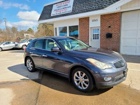 2008 Infiniti EX35 for sale at Auto Expo in Norfolk VA