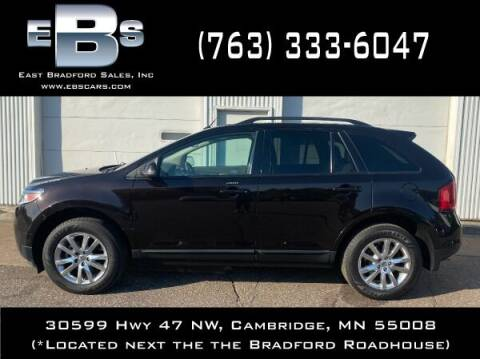 2014 Ford Edge for sale at East Bradford Sales, Inc in Cambridge MN