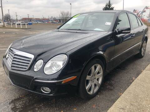 2007 Mercedes-Benz E-Class for sale at 5 STAR MOTORS 1 & 2 - 5 STAR MOTORS in Louisville KY