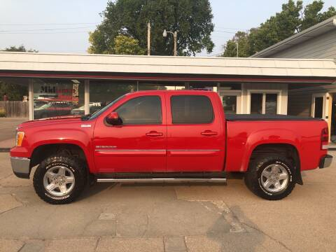 2012 GMC Sierra 1500 for sale at Midtown Motors in North Platte NE