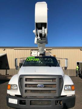 2004 Ford F-750 for sale at Motorsota in Becker MN