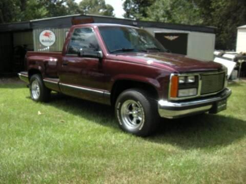 1988 Chevrolet Silverado 1500 SS Classic for sale at Classic Car Deals in Cadillac MI