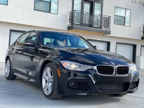 2015 BMW 3 Series for sale at Avanesyan Motors in Orem UT