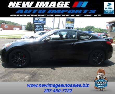 2010 Hyundai Genesis Coupe for sale at New Image Auto Imports Inc in Mooresville NC