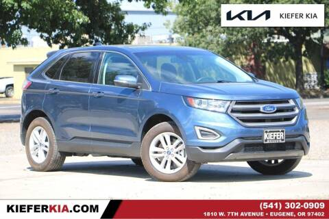 2018 Ford Edge for sale at Kiefer Kia in Eugene OR