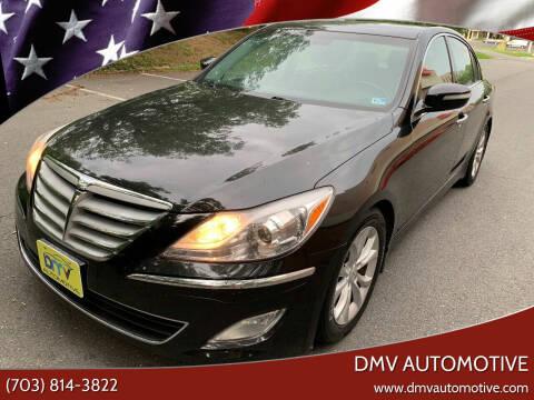2013 Hyundai Genesis for sale at DMV Automotive in Falls Church VA