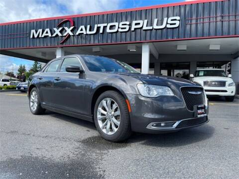 2017 Chrysler 300 for sale at Maxx Autos Plus in Puyallup WA