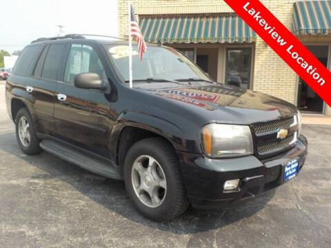 2008 Chevrolet TrailBlazer for sale at Austins At The Lake in Lakeview OH