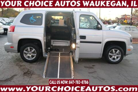 2014 Mobility Ventures MV-1 for sale at Your Choice Autos - Waukegan in Waukegan IL