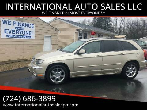 2006 Chrysler Pacifica for sale at INTERNATIONAL AUTO SALES LLC in Latrobe PA