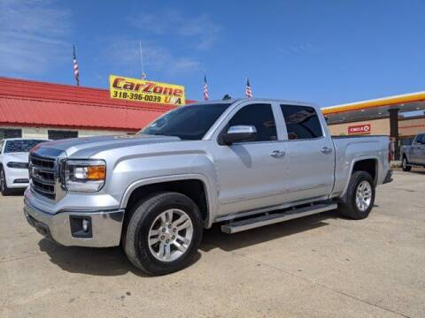 2014 GMC Sierra 1500 for sale at CarZoneUSA in West Monroe LA