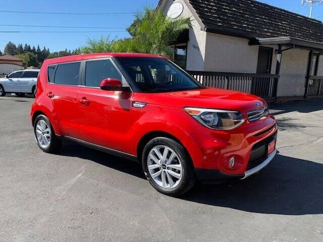 2018 Kia Soul for sale at Three Bridges Auto Sales in Fair Oaks CA