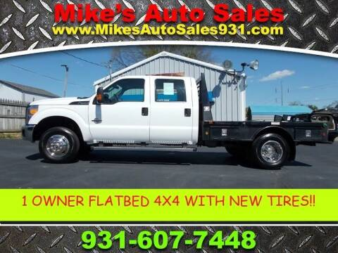 2015 Ford F-350 Super Duty for sale at Mike's Auto Sales in Shelbyville TN