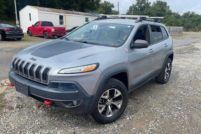 2014 Jeep Cherokee for sale at FREDY USED CAR SALES in Houston TX
