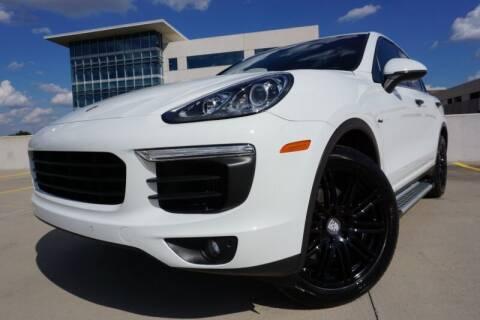 2015 Porsche Cayenne for sale at JD MOTORS in Austin TX