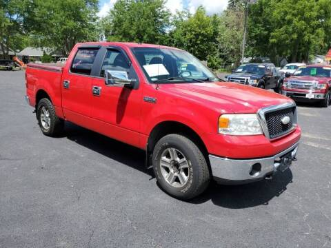 2007 Ford F-150 for sale at Stach Auto in Edgerton WI
