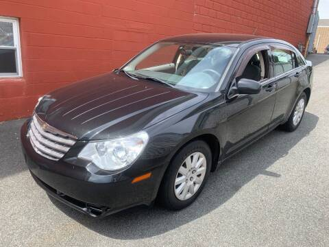 2007 Chrysler Sebring for sale at J & T Auto Sales in Warwick RI