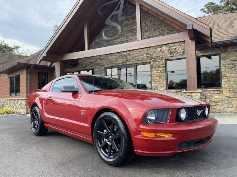 2008 Ford Mustang for sale at Auto Solutions in Maryville TN