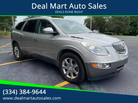 2008 Buick Enclave for sale at Deal Mart Auto Sales in Phenix City AL