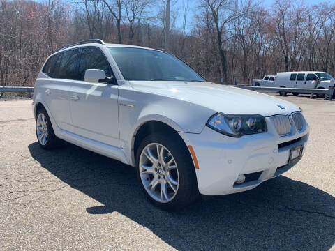 2008 BMW X3 for sale at George Strus Motors Inc. in Newfoundland NJ