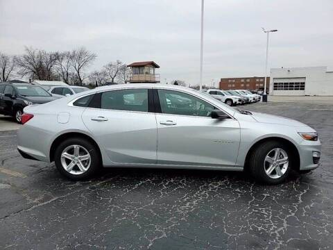 2021 Chevrolet Malibu for sale at Hawk Chevrolet of Bridgeview in Bridgeview IL