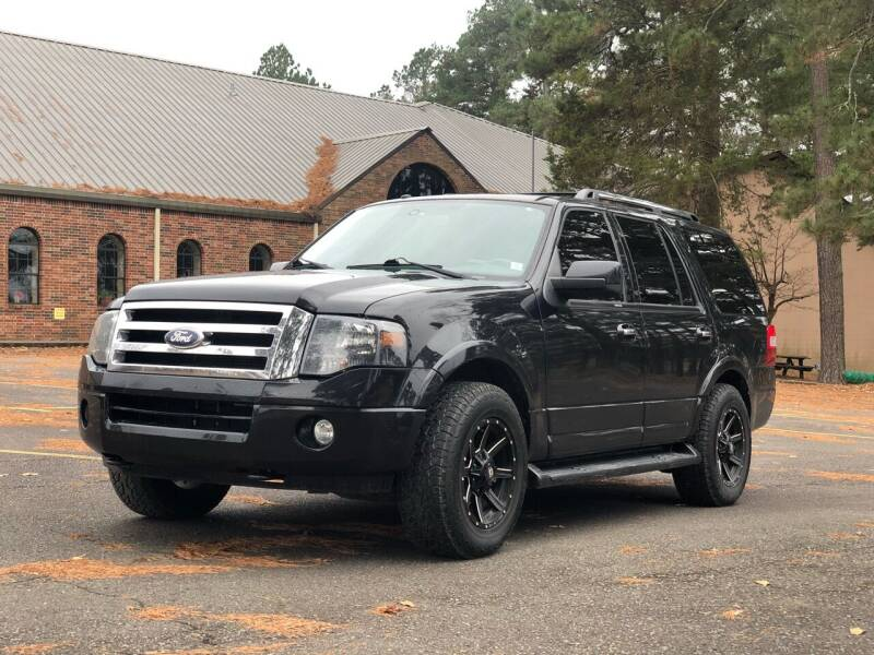 2014 Ford Expedition for sale at MGM Motors LLC in De Soto KS