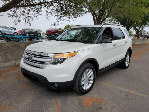 2012 Ford Explorer for sale at Matador Motors in Sacramento CA