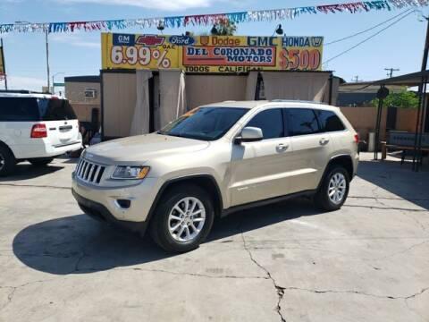 2015 Jeep Grand Cherokee for sale at DEL CORONADO MOTORS in Phoenix AZ