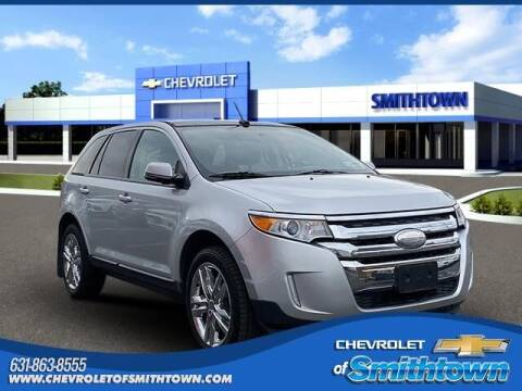 2013 Ford Edge for sale at CHEVROLET OF SMITHTOWN in Saint James NY