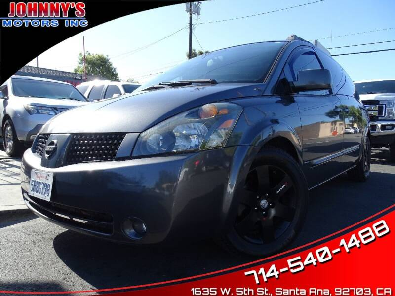 2005 Nissan Quest for sale in Santa Ana, CA