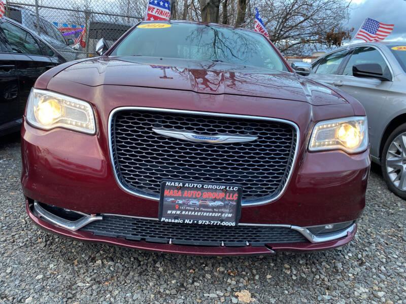 2016 Chrysler 300 for sale at Nasa Auto Group LLC in Passaic NJ
