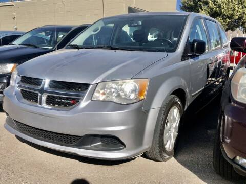 2014 Dodge Grand Caravan for sale at Top Gun Auto Sales, LLC in Albuquerque NM