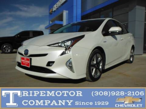 2016 Toyota Prius for sale at Tripe Motor Company in Alma NE