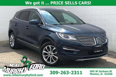 2017 Lincoln MKC for sale at Mike Murphy Ford in Morton IL