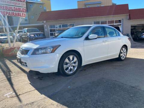 2008 Honda Accord for sale at STS Automotive in Denver CO